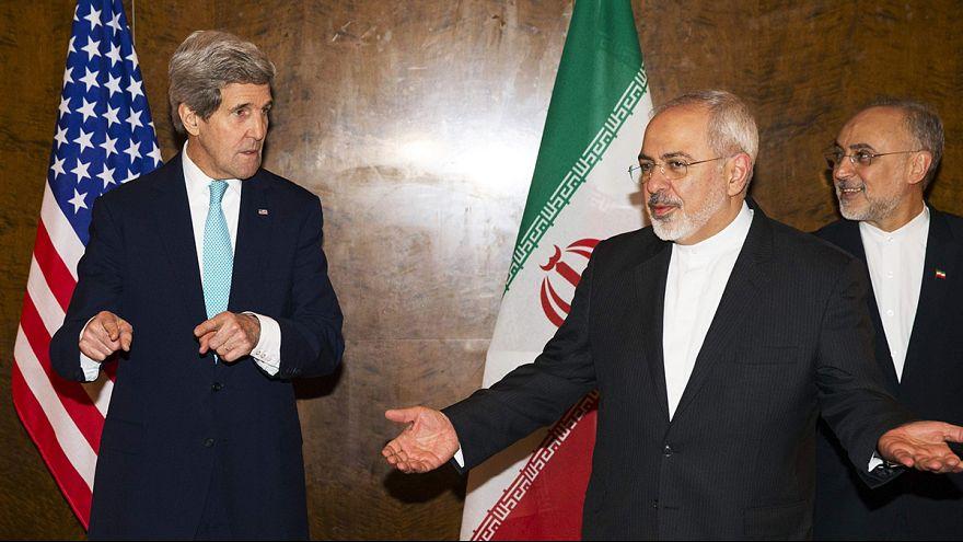 النووي الإيراني: محمد ظريف يندد باقتراح أوباما لتجميد البرنامج النووي الايراني لمدة عشر سنوات