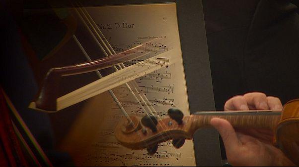 سمفونی های برامس با اجرای ارکستر فیلارمونیک وین در آتن