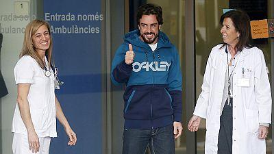 Fernando Alonso falha início de temporada em Melbourne