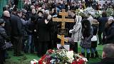 Россия простилась с Борисом Немцовым