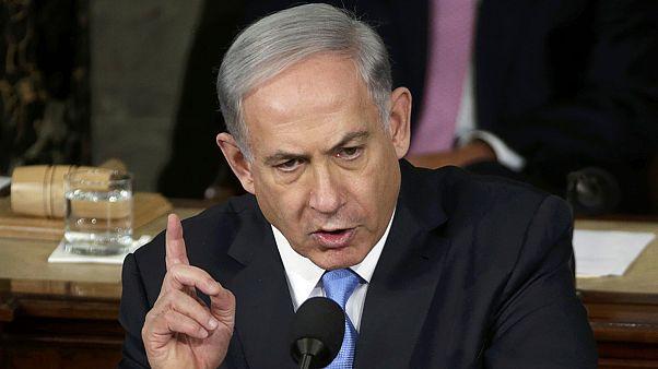 Нетаньяху призвал конгресс США остановить движение Ирана к обладанию ядерным оружием