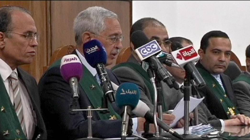 Court in Cairo postpones parliamentary elections