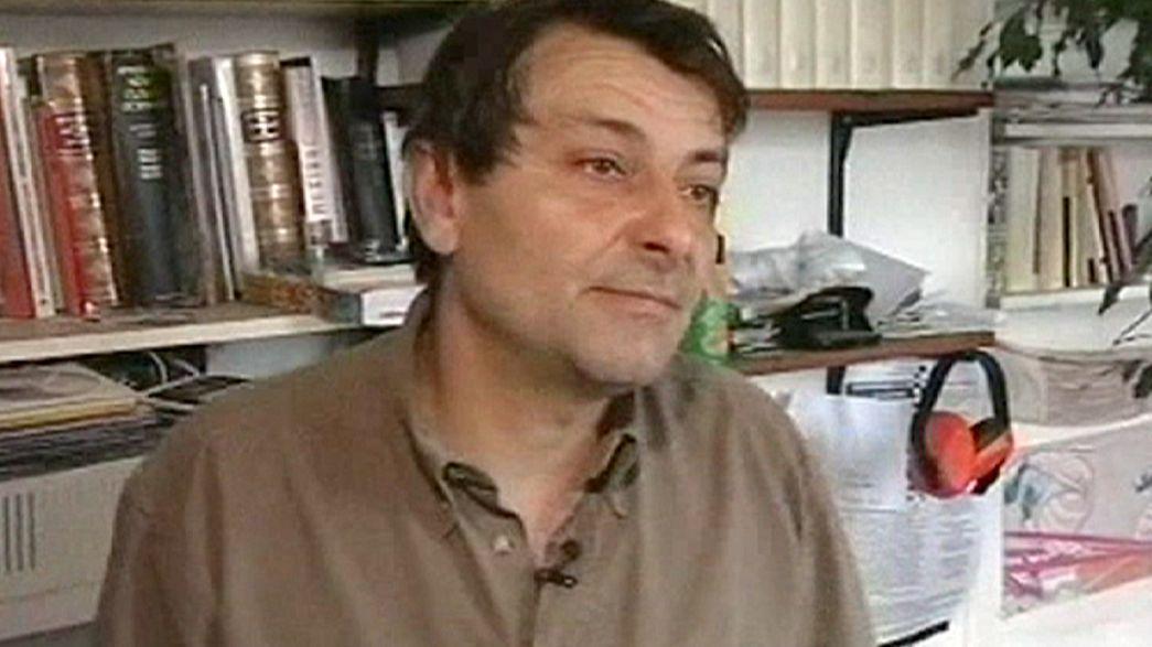 Brasil ordena la deportación del exactivista de extrema izquierda italiano Cesare Battisti
