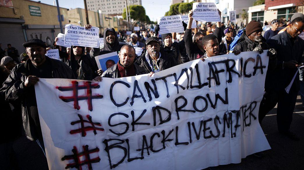 La brutalité policière à nouveau pointée du doigt aux Etats-Unis