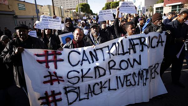 LAPD under scrutiny after police officer guns down mentally ill man
