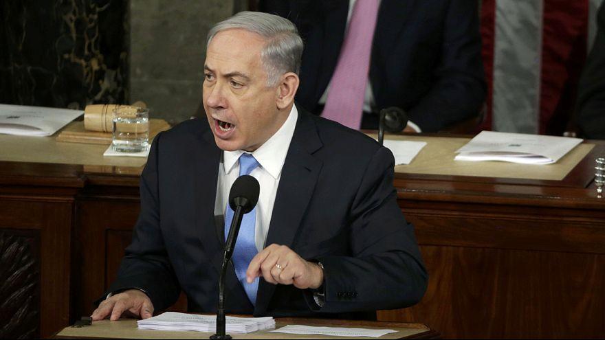 """Netanyahu en el Capitolio: """" Un pacto con Irán coloca al mundo bajo la amenaza de una pesadilla nuclear"""""""