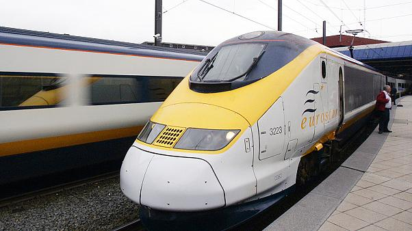 UK to sell stake in Eurostar