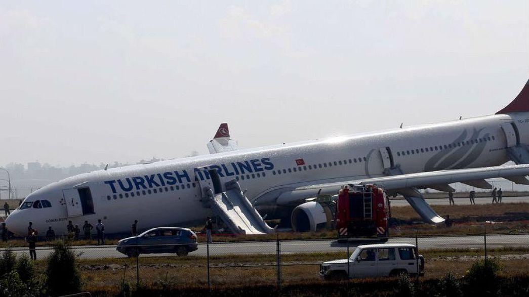 Dichter Nebel über Kathmandu: A330 verfehlt Landebahn