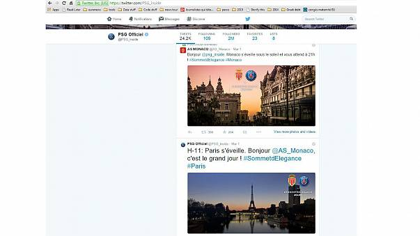 Football : Twitter, le terrain de l'avant-match