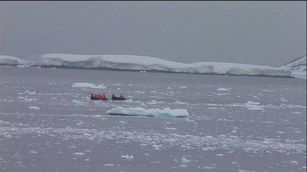 Eisschmelze in der Antarktis - Eine Bedrohung für Küstengebiete weltweit
