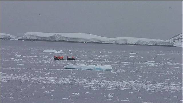 Réchauffement climatique : la bataille de l'Antarctique
