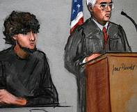 Boston bombings: Trial of Dzhokhar Tsarnaev begins