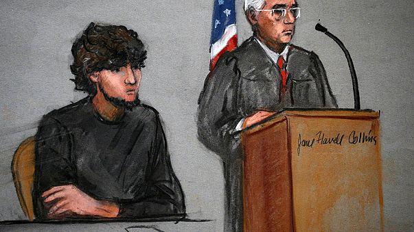 بدء محاكمة جوهر تسارناييف المتهم بتنفيذ اعتداءي بوسطن