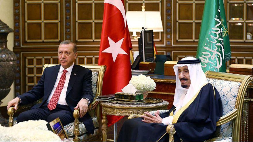 Erdoğan ve Sisi'nin S.Arabistan ziyaretlerinin ardından