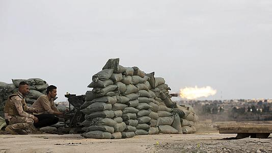 Iraq intensifies assault on ISIL stronghold, Tikrit