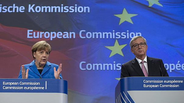 Conflit ukrainien : Merkel évoque la menace de nouvelles sanctions