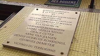 33 años después, la justicia francesa intenta esclarecer el atentado en un barrio judío de París