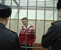 Moscow court rejects Ukraine ex-pilot Nadiya Savchenko's appeal
