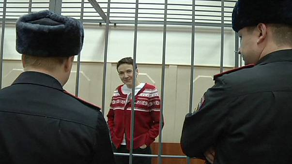 Московский суд отклонил жалобу Надежды Савченко на отказ отпустить её в ПАСЕ