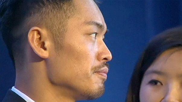 Lin Dan vuelve a coger su raqueta de badminton