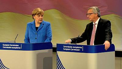 Germany's Merkel rebuffs talk of new Greek bailout
