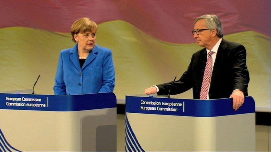 آلمان بر ادامه برنامه ریاضتی توسط یونان اصرار می ورزد
