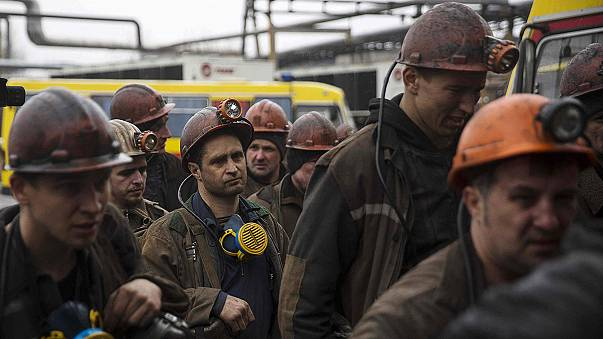 'No survivors' as 33 people are confirmed dead in Ukraine mine blast