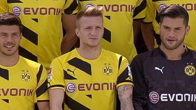 Dortmund receive injury boost