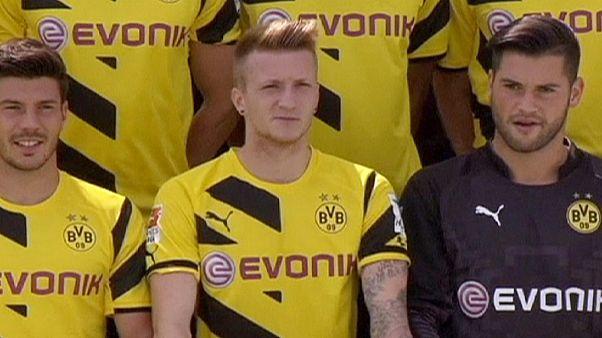Lesão de Marco Reus não passou de um susto