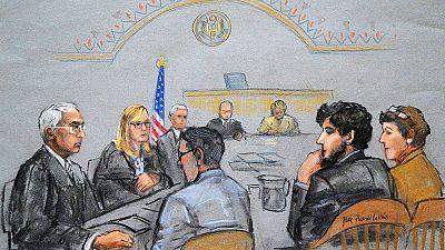 Boston bombings: Relatives of victims attend start of Dzhokhar Tsarnaev's trial
