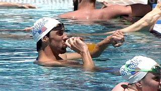 Michael Phelps ainda sonha com mundiais de Kazan