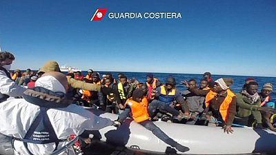Nueva avalancha de inmigrantes indocumentados en Italia