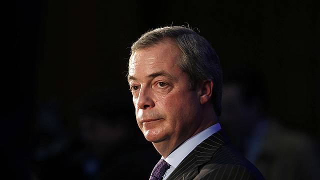 "Farage calls for ""common sense immigration policy """