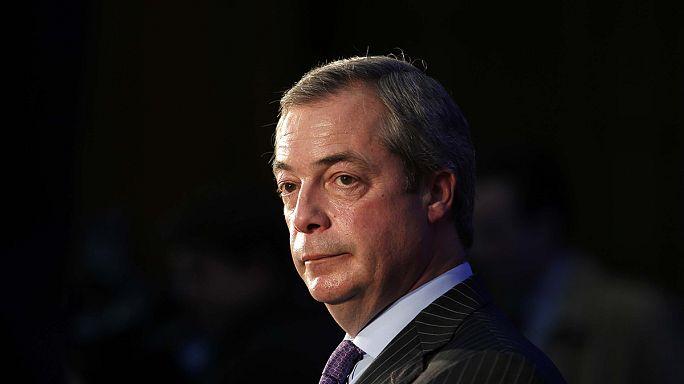 Visszafogottabb retorika a brit Függetlenségi Párt vezetőjétől