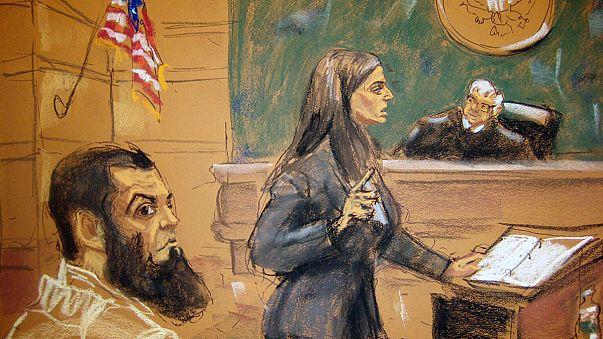دادگاه آمریکایی عابد نصیر را در حملات تروریستی نافرجام القاعده گناهکار شناخت