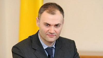 Ukraine's ex-foreign minister arrested in Spain