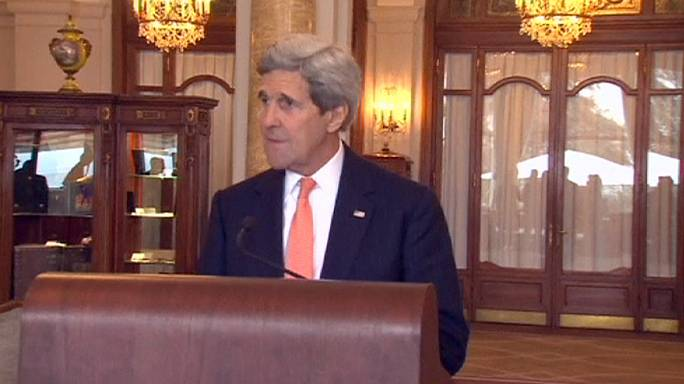 Kerry underlines there is no viable alternative to nuclear talks with Iran