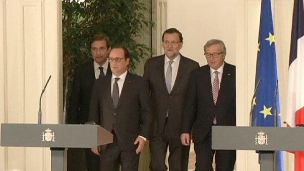 اتفاق اسباني فرنسي برتغالي على تنويع مصادر الطاقة