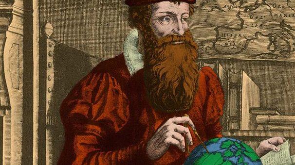 Γεράρδος Μερκάτορ: O άνθρωπος που χαρτογράφησε τον κόσμο