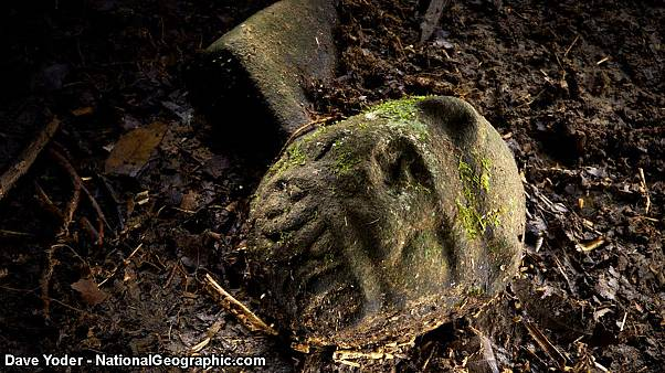 """""""Monkey God"""" city find could reveal new central American civilisation"""