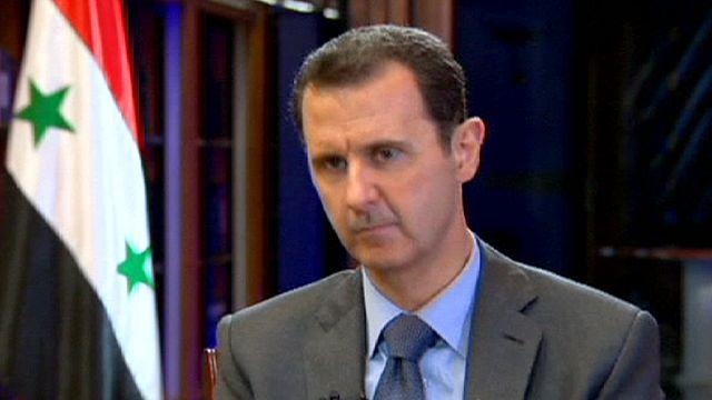 الأسد: السعودية وقطر وتركيا تدعم الجهاديين في سوريا