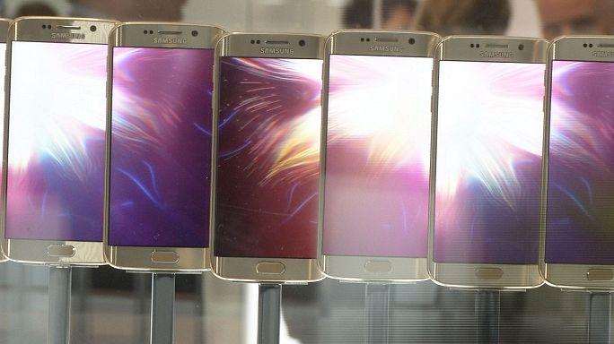 Samsung dégaine son Galaxy S6 pour contrer Apple