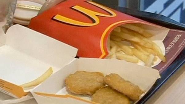 McDonald's to phase out antibiotic raised chickens