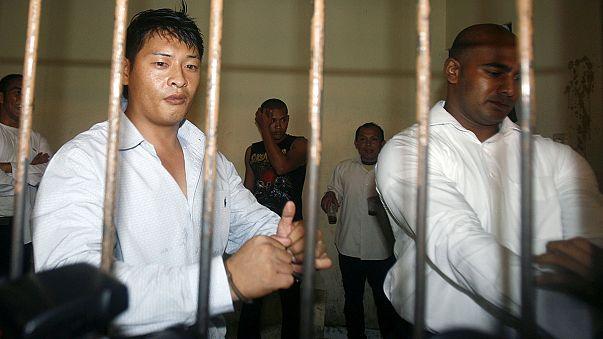Már a siralomházban van az Indonéziában elítélt két ausztrál férfi