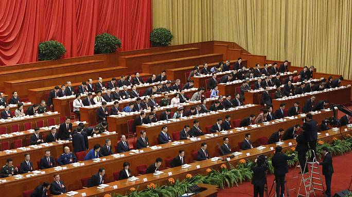 China's People's Congress meets to decide on economic reboot