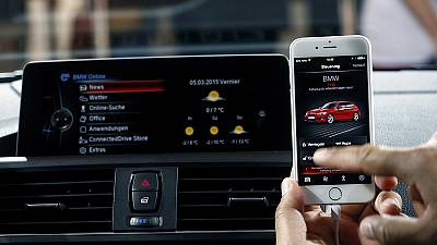Apple or Audi which will win the dash for the dashboard