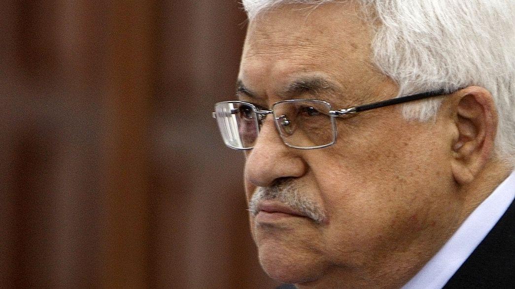 La OLP anula su coordinación en seguridad con Israel