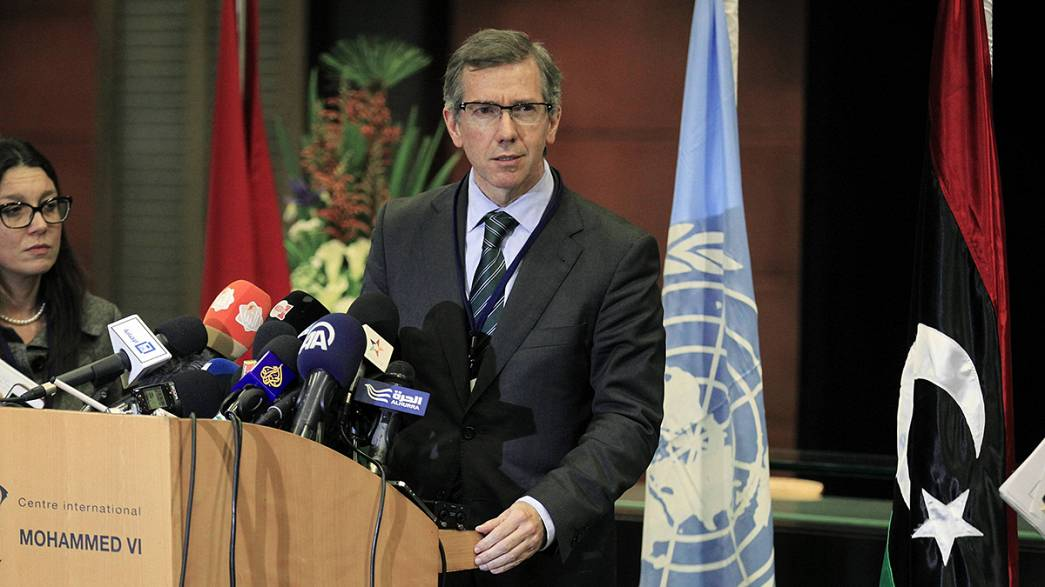 Libya factions hold peace talks