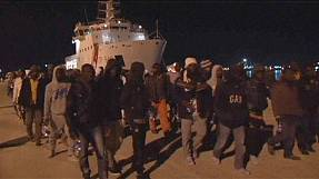 Latest migrant tragedy claims at least 10 lives off Italian coastline