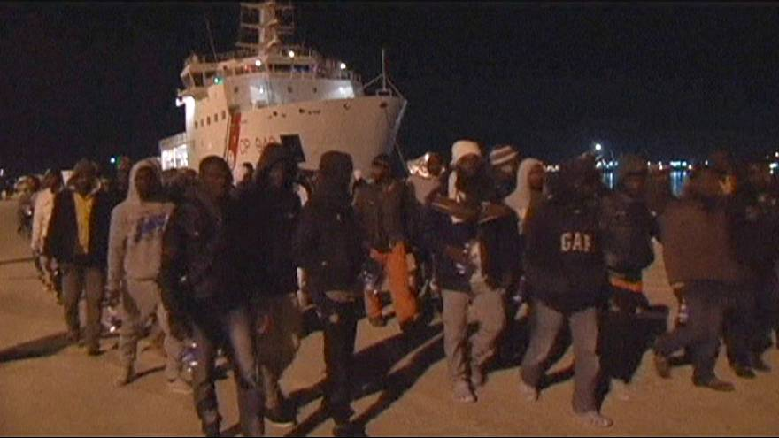 Latest migrant tragedy claims at least 10 lives off Italian coastline